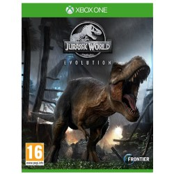 Jurassic World Evolution Microsoft Xbox One Strategie PEGI 16