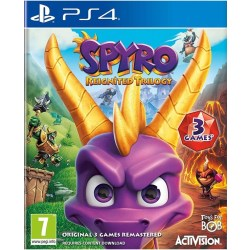 Spyro Reignited Trilogy Sony PlayStation 4 Abenteuer PEGI 7