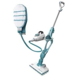 Black Decker Dampfreiniger FSMH13151SM Gen 3 Steam Mop 15 in 1 with SteaMitt