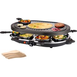 Princess Raclette 8 Oval Grill Party raclette grill sort