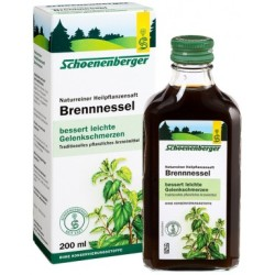 Brennesselsaft Schoenenberger 200 ml Saft