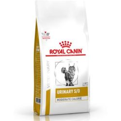 Royal Canin Vet Diet Urinary S O Moderate Calorie Katze 9kg