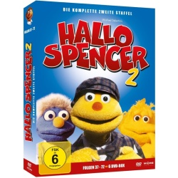 Hallo Spencer Die komplette 2. Staffel