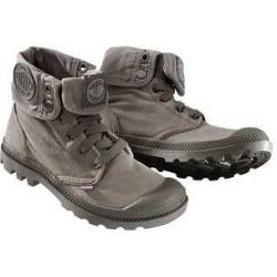 Palladium Canvas Boots 39 Grau