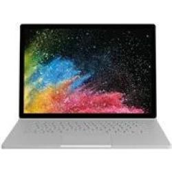 Microsoft Surface Book 2 Tablet mit abnehmbarer Tastatur Core i7 8650U 1.9 GHz Windows 10 Pro Creators Update 64 bit 8 GB RAM 256 GB SSD 34.3 cm (13.5) Touchscreen 3000 x 2000 NVIDIA GeForce GTX 1050 Wi Fi Bluetooth Silber kbd De
