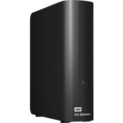 WD Elements Desktop Externe Harde Schijf 3TB USB 3.0