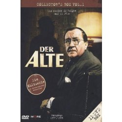 Der Alte. Vol.1 11 DVDs (Collector's Box)