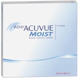 1 Day ACUVUE MOIST Tageslinsen 1x 90er Box