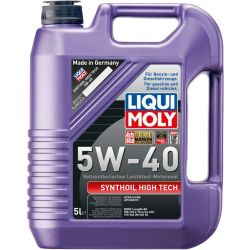 Liqui Moly Motoröl Synthoil High Tech 5W 40 5 l