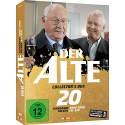 Der Alte Collector´s Box Vol. 20 (Folgen 311 325) DVD