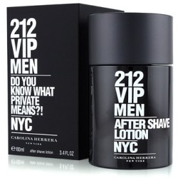 Carolina Herrera 212 Vip Men Aftershave 100 ml