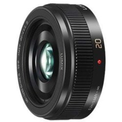 Panasonic LUMIX G 20mm F1.7 II Aspherical