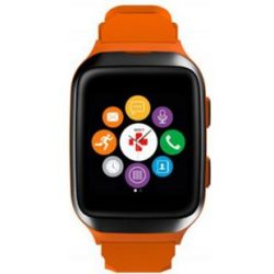 MYKRONOZ Smartwatch ZeSplash2 orange schwarz