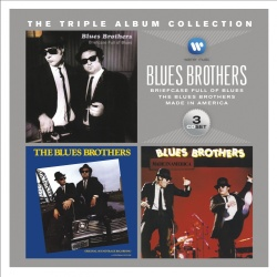 The Blues Brothers The Triple Album Collection