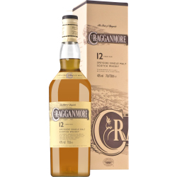 Cragganmore 12 Jahre Years 0 7 Ltr. 40 vol