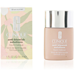 Clinique Foundation Anti Blemish Solutions Liquid Makeup Flüssige Foundation 02 Fresh Ivory 30ml