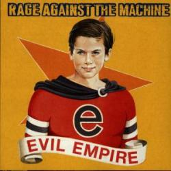 Rage Against The Machine Evil empire CD Standard