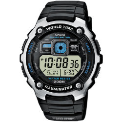 CASIO Herrenuhr ´´Collection Men´´ AE 2000W 1AVEF Chronograph