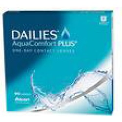 DAILIES AquaComfort Plus Tageslinsen 1x 90er Box