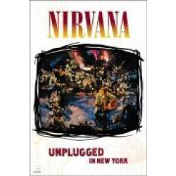 Nirvana MTV unplugged in New York DVD Standard