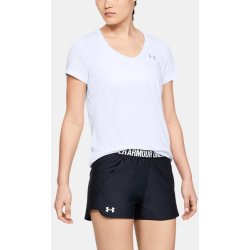 Under Armour HeatGear Tech Solid Trainingsshirt Damen
