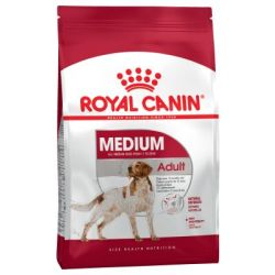 Royal Canin Size Health Nutrition Hund Medium Puppy Canine Trockenfutter 15kg