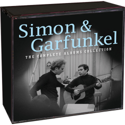 Simon Garfunkel Simon Garfunkel The Complete Albums Collection CD