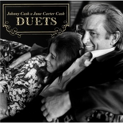 Cash Johnny Carter Cash June DUETS CD