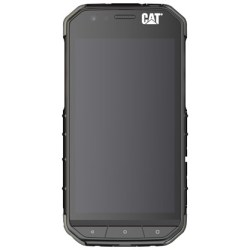 Caterpillar CAT S31 Dual SIM 16 GB Schwarz