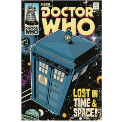 Doctor Who Lost in Time Space