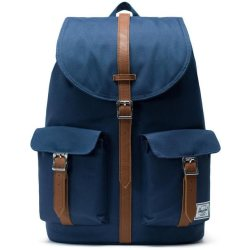Herschel Dawson Backpack 42.5 cm navy tan synthetic leather