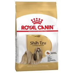 Royal Canin Breed Health Nutrition Hund Shih Tzu Adult Trockenfutter 7 5kg