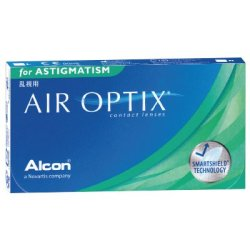 AIR OPTIX for Astigmatism Monatslinsen 1x 6er Box