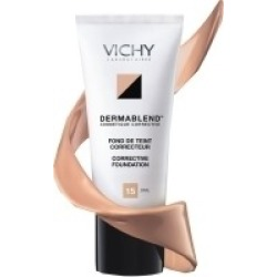 Vichy Dermablend Teint Korrigierendes Make Up Fluid 35 Sand Tube 30ml