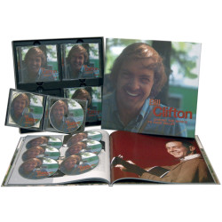 Bill Clifton Around The World To.... (8 CD Deluxe Box Set)