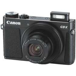 Canon Digitalkamera G9 X Mark II 20.9 Mio. Pixel Schwarz Full HD Video GPS Bluetooth