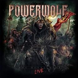 Powerwolf The Metal mass live 2 DVD CD Standard