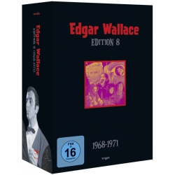 Edgar Wallace Edition Box 8 DVD
