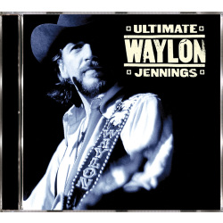 Waylon Jennings Ultimate Waylon Jennings CD
