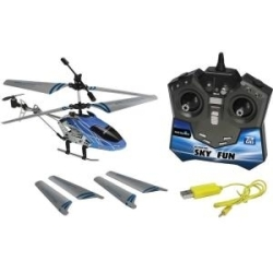 Revell® RC Helikopter »Revell® control Sky Fun 2 4 GHz« mit LED Beleuchtungseffekten