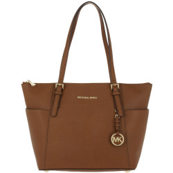 Michael Kors Shopper Jet Set Item Tote Bag Luggage in braun für Damen