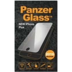 iPhone 6 6S 7 8 Plus PanzerGlass Displayschutz Klar