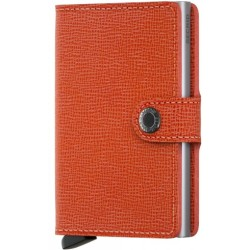 Secrid Brieftasche Miniwallet Crisple Orange