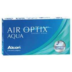 AIR OPTIX Aqua Monatslinsen 1x 6er Box