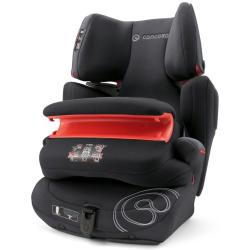 Autokindersitz Transformer Pro Midnight Black