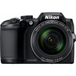 Nikon »Coolpix B500« Kompaktkamera (16 MP 40x opt. Zoom WLAN (Wi Fi) NFC Bluetooth 40 fach optischer Zoom)