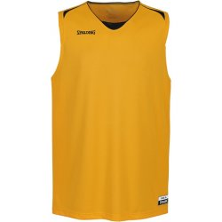 Spalding Attack Tank Top Gelb 3XL