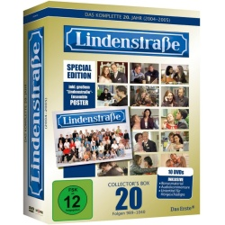 Lindenstraße Collector´s Box 20 (Limited Edition) DVD