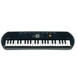 CASIO Keyboard »SA77« Mini Keyboard mit praktischem LC Display