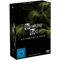 Breaking Bad Die komplette Serie DVD